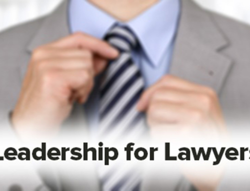 Leadership Coaching for Lawyers